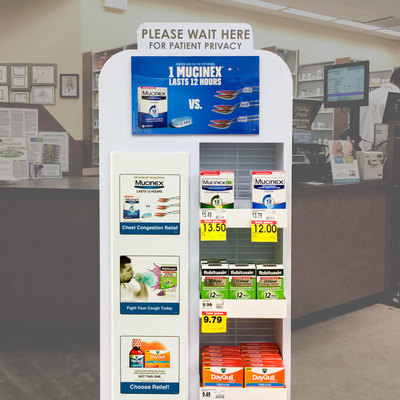 Pharmacy Display