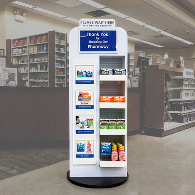 Frontline Pharmacy Display